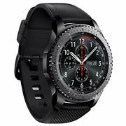 Galaxy Gear S3 Frontier Ios / Android Compatible Samsung Smart Watch