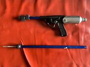 Great Condition Vintage Speargun Mordem Strale 59 Hydropneumatic Made In Italy