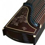 Dunhuang Concert Guzheng 695t Indonesian Rosewood Chinese Zither