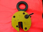 Cm Plate Clampsteel Steel Plate Lifter Plate Lifter Plate Rigging Clamp 6600