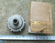 Nos Power Glide Transmission Low Sun Gear And Clutch Flange 1958 Chevy Cars 58 New