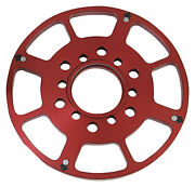 Msd 8611 Small Block Chevy 7 Crank Trigger Wheel, Red