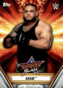 2019 Topps Wwe Summerslam S 1-100 +inserts A5785 - You Pick - 10+ Free Ship