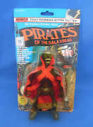 Pirates Of The Galaxseas Ribs Remco 1982 New Sealed