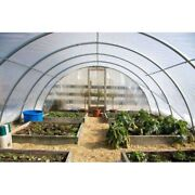 Farm Plastic Supply 4 Year Clear Greenhouse Film 6 Mil Thickness 32and039w X 50and039l