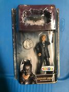 Harvey Dent With Scarred Coin The Dark Knight Toys R Us Batman Mattel New
