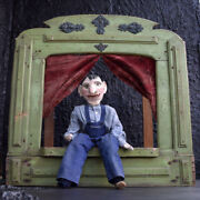 Early 20th Century French Folk-art Puppet Theatre