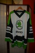 Skoda Hockey Jersey Shirt Itand039s Our Game 93 L . Aly