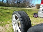 Mercedes Wheels An New Tires 20 275 Back 255 Front