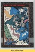 1992 Skybox Doomsday The Death Of Superman Scratch One Cruiser 33 Read 3c7