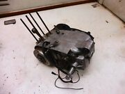 1973 Harley Sx125 Aermacchi Sm375 Engine Bottom End For Parts