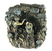 132 Scale Metal Conte Collectibles Wwii Us Army Gi 30 Cal. Gun Team And Base