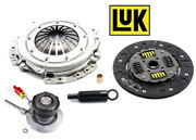 Manual Clutch And Slave Kit Luk For Chevy S10 Gmc Sonoma Isuzu Hombre 2.2l
