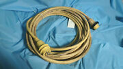 Shore Power Cable Cord 50 Ft. 30 Amp 125 Volt Marine Rv Marinco Used