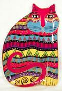 Royal Doulton For The Love Of Cats Cat Plate Laurel Burch 1995 Franklin Mint