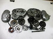 Benelli Dynamo 50 65 Sm387 Engine Parts Cases Covers Cylinder Head Stator