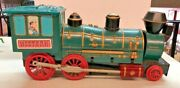 Western Locomotive Plastic And Tin Toy Train Non Working
