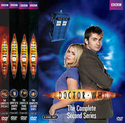 Doctor Who The David Tennant Years Complete Series Collection Brand New Dvd Set