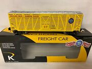 ✅k-line By Lionel Ringling Bros Barnum Bailey Circus Scale Stock Animal Car