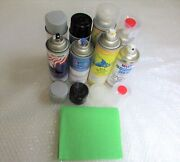 Color Match Touch Up Spray Can Paint For 2000 - 2007 Land Rover Range Rover