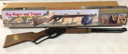 Roy Rogers Dale Evans And Gabby Hayes 3 Limited Edition Daisy Bb Guns New