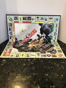 2000 Harley Davidson Live To Ride Monopoly Board Game