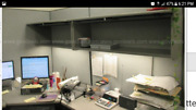 Modular Office Cubicle With 42door 10ft By 8ft