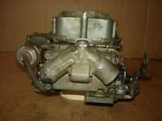 1966 66 Bb Chevelle Supersport 3613 Holley Carburetor 396/375hp L78 Dated 641