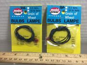 2 Model Power 12-14 Volts Packages Of Bulbs Any-scale Buildings And More