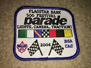 Boy Scout 2004 Crossroads America Council Indianapolis 500 Flagstar Bank Patch
