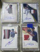 Buy My Collection Cleveland Indians - Auto Game Used Rcs 1000+ Total Cards