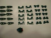 Lionel Green Sub Parts 1 Nose 10 Conning Towers 10 Vertical And 10 Horiz Rudders