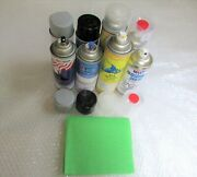 Color Match Touch Up Spray Can Paint For 1998 - 2011 Lincoln Town Car