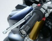 Randg Adventure Bars Compatible For Bmw R1200rs 2018 Black Engine Protector