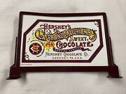 ✅k-line By Lionel Hershey Chocolate Candy Billboard Lancaster Pennsylvania