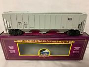 ✅mth Premier Bessemer And Lake Erie Ps-2cd High Sided Hopper Car 20-97283 O Scale