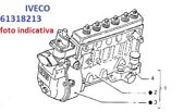 Injection Pump Iveco 4765297
