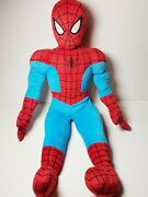 Jay Franco And Sons Marvel Spiderman Jumbo Plush 25 Toy Doll Pillow Collectible