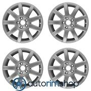 Audi A4 S4 A6 S6 Avant Quattro 1999-2004 17 Factory Oem Wheels Rims Set