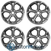New 18 Replacement Wheels Rims For Chevrolet Malibu 2019 Set Machined With C...