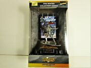 Marvel Comics Silver Surfer Modern Age Fine Pewter Statue New In 1996 Package