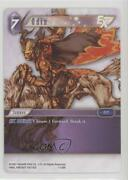 2016 Final Fantasy Trading Card Game Opus 1 Collection Odin 1-124r 1i3