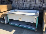 60 Electric Steam Table 208 Volts Single Phase - No Glass - Nsf