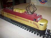 Lionel 8272 Prr Congressional Ep-5 Limited Edition For J.c.penny1982 Excellent+
