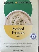 Ideal Protein Mashed Potato Mix 7 Packets 19 G Protein Per Packet