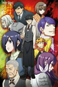 91385 Tokyo Ghoul Anime Mange Tv Show Group Decor Laminated Poster Ca