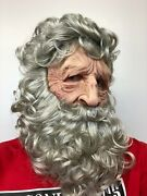 He Is Father Time A Wizard Santa Claus Poseidon Grand Father And So Many Mor