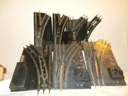 Marx -- American Flyer-- Lionel Lot Of 7 Vintage Train Switches For Parts/repair