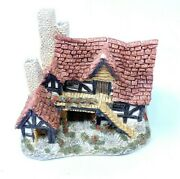 David Winter Cottages The Bothy 1983 Christmas Village