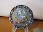 Boeing Integrated Defense Systems Challenge Coin 35f